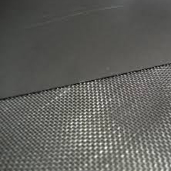 Graphite Coated Fabric